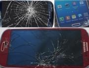 смяна на стъкло на Samsung Galaxy s4